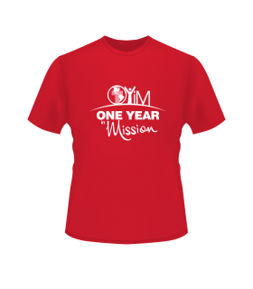 One Year in Mission T-Shirts