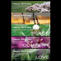 Birthday Bookmarks (10 PK)