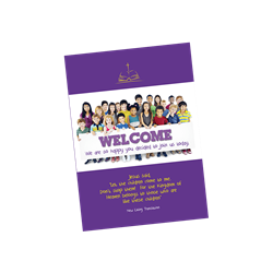 Children's Welcome Pack (5 PK)