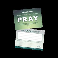 Prayer Request Cards (25 PK)