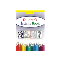 Kids Activity Book (10 PK)