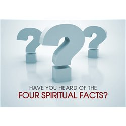 Four Spiritual Facts (10PK)