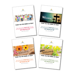 SDA Visitor's Welcome Pack (5 PK)
