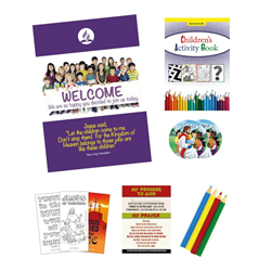 Children's SDA Welcome Packs (5 PK)