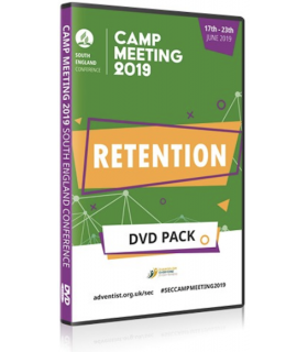 Camp Meeting 2019 DVD Pack